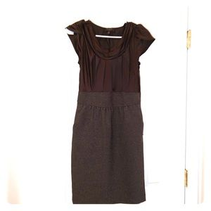Brown The Limited Dress